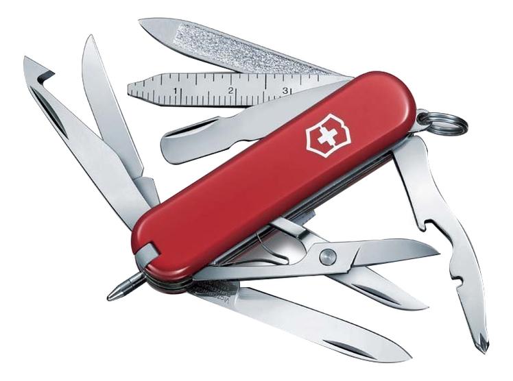 Нож-брелок Minichamp 58мм 17 функций
