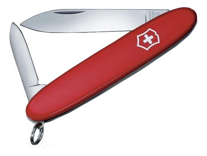 Нож перочинный Excelsior 84мм 3 функции (красный) нож перочинный victorinox ecoline 2 6910 84мм матовый красный
