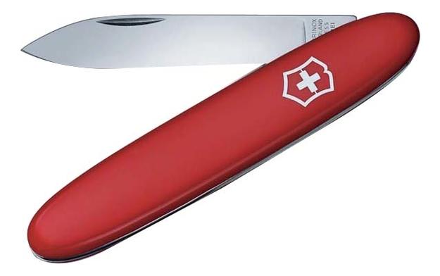 Нож перочинный Excelsior 84мм 1 функция (красный) нож перочинный victorinox ecoline 2 6910 84мм матовый красный