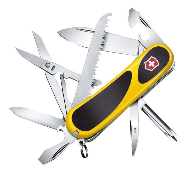 Купить Нож перочинный Evogrip 18 85мм 15 функций 2.4913.C8, Victorinox