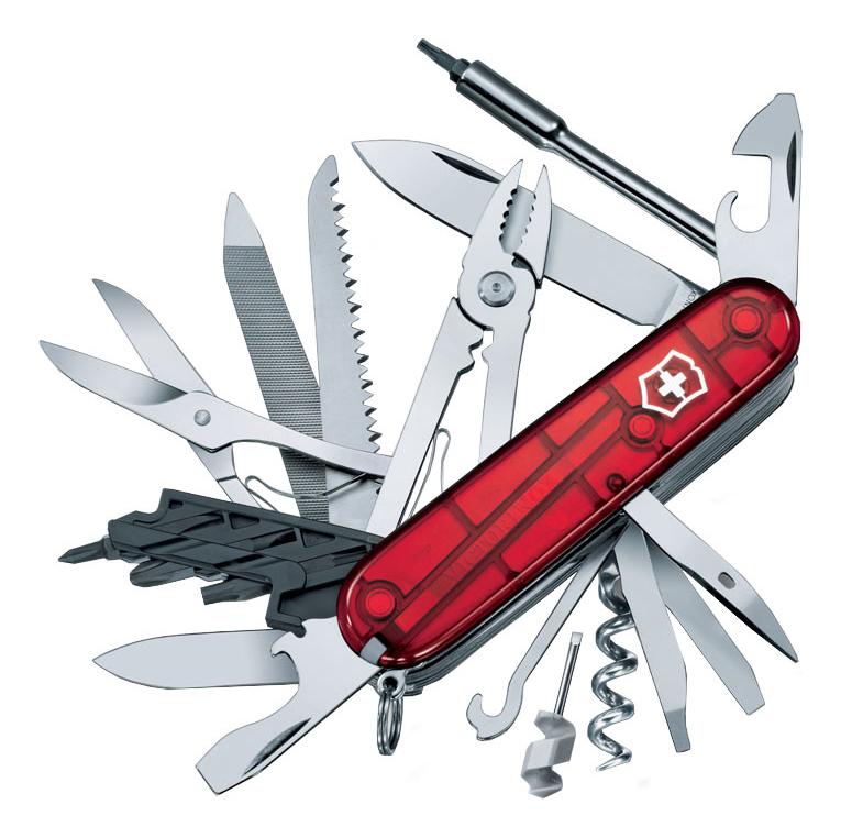 Нож перочинный Cybertool 41 91мм 39 функций 1.7775.T нож перочинный cybertool 41 91мм 39 функций полупрозрачный красный