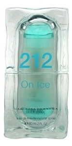 Carolina Herrera 212 a Summer on Ice 2003 : туалетная вода 60мл