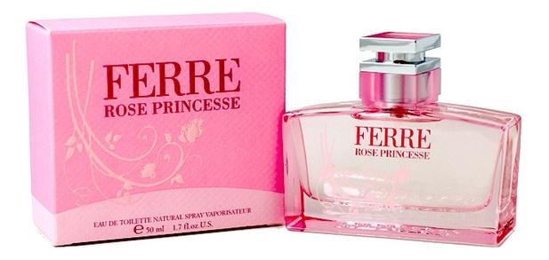 Фото - Ferre Rose Princesse: туалетная вода 50мл emporio diamonds rose туалетная вода 50мл тестер