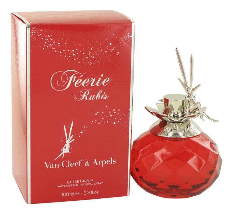 Feerie Rubis: парфюмерная вода 100мл atelier des ors aube rubis парфюмерная вода 100мл