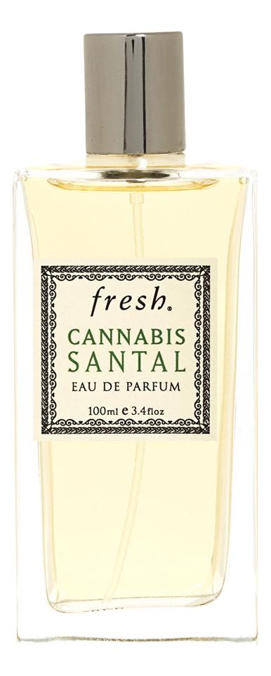 Fresh Cannabis Santal: парфюмерная вода 100мл тестер