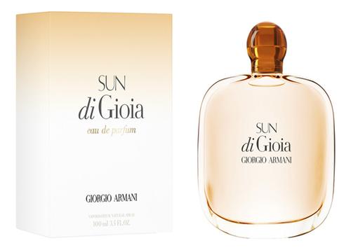 Купить Armani Sun di Gioia: парфюмерная вода 100мл, Giorgio Armani