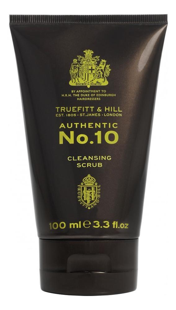 Фото - Очищающий скраб для лица Authentic No.10 Cleansing Scrub 100мл очищающий бальзам для лица hydro effect cleansing balm 100мл