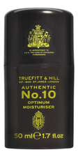 Truefitt & Hill Увлажняющая эмульсия Authentic No.10 Optimum Moisturiser 50мл
