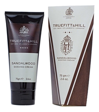 Truefitt & Hill Крем для бритья Sandalwood Shaving Cream 75г