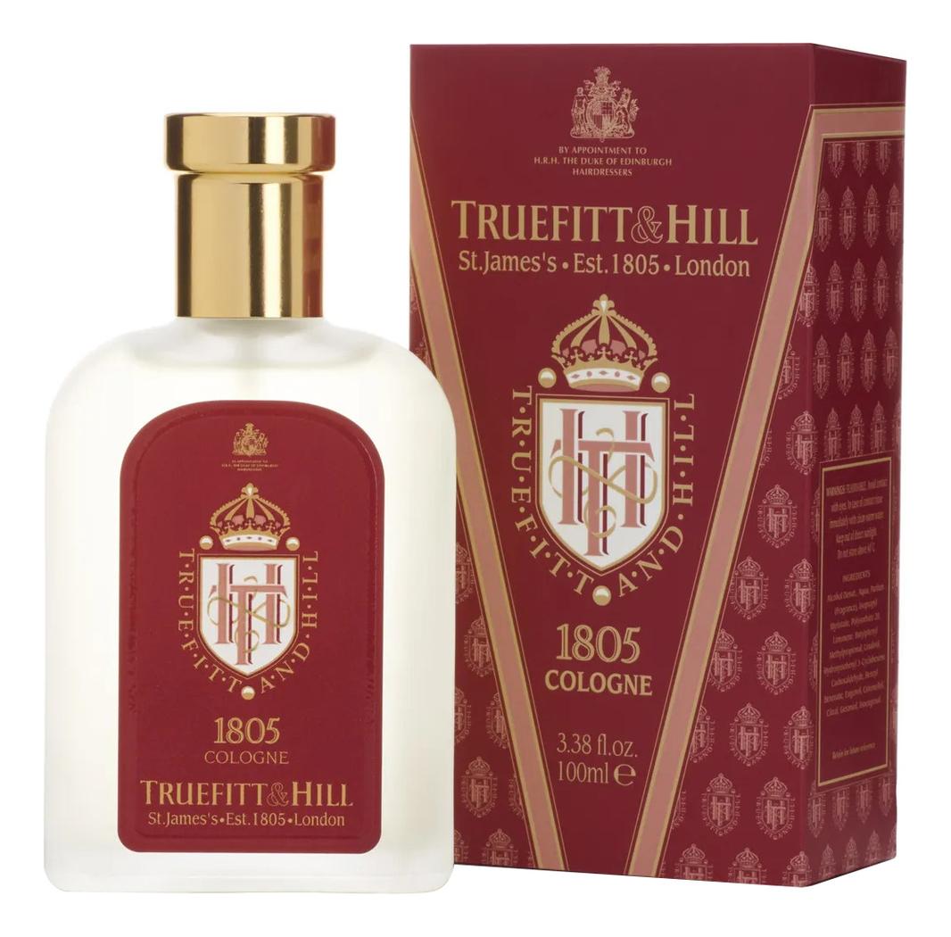 Truefitt & Hill 1805: одеколон 100мл