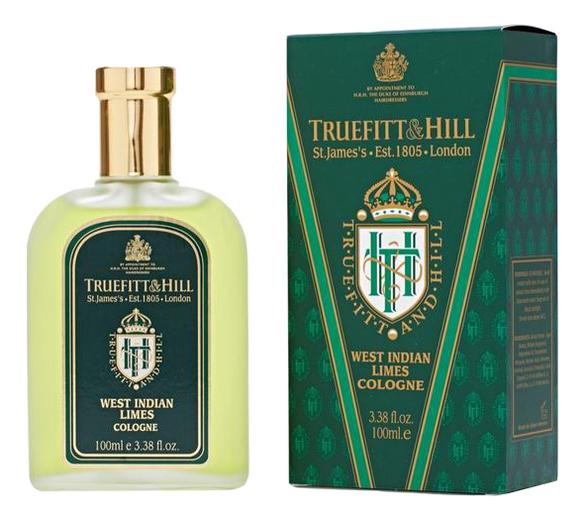 Купить West Indian Limes: одеколон 100мл, Truefitt & Hill