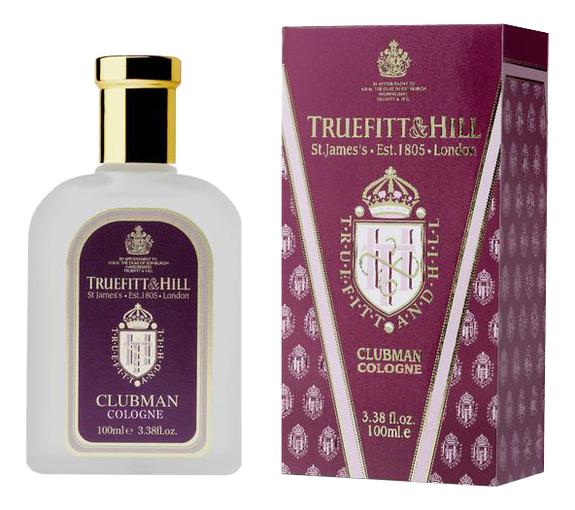 Купить Clubman: одеколон 100мл, Truefitt & Hill