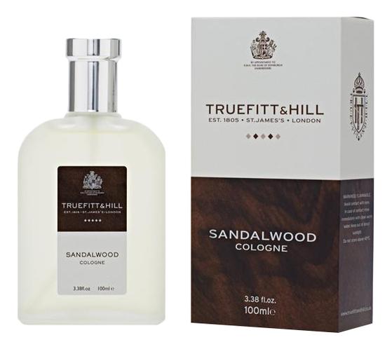 Купить Sandalwood: одеколон 100мл, Truefitt & Hill