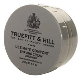 Купить Крем для бритья Ultimate Comfort Shaving Cream 190г, Truefitt & Hill