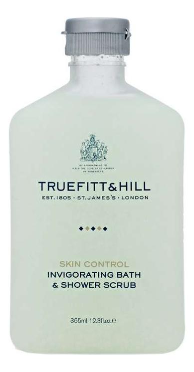 Тонизирующий скраб для тела Invigorating Bath & Shower Scrub 365мл lab series invigorating face scrub