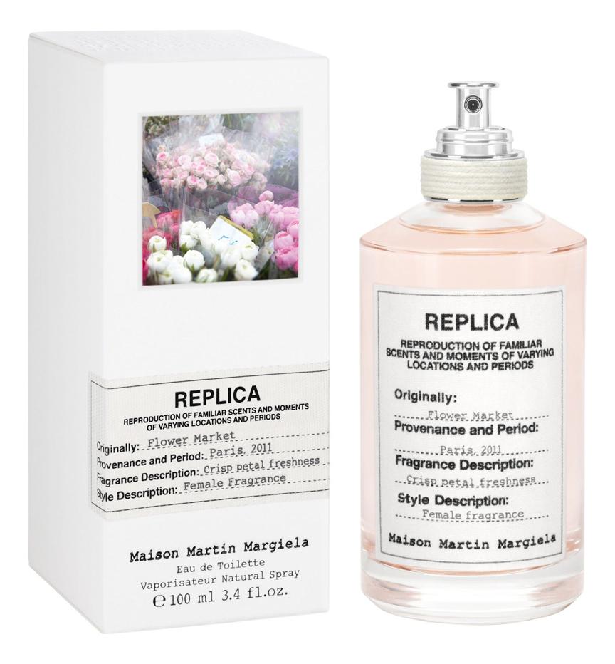 Replica Flower Market: туалетная вода 100мл, Maison Martin Margiela  - Купить
