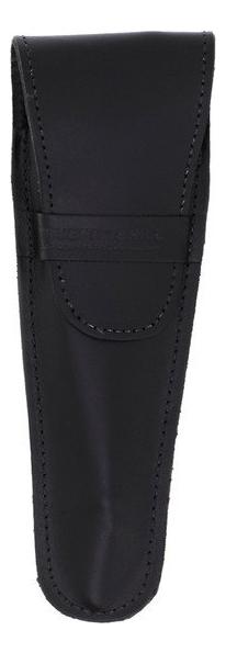 Кожаный чехол для бритвы Leather Razor Pouch (черный)