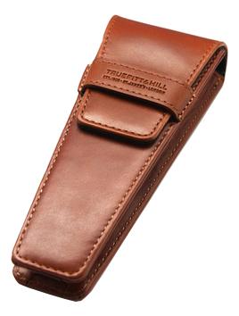 Купить Футляр для станка Razor Travel Holder (светло-коричневый), Truefitt & Hill