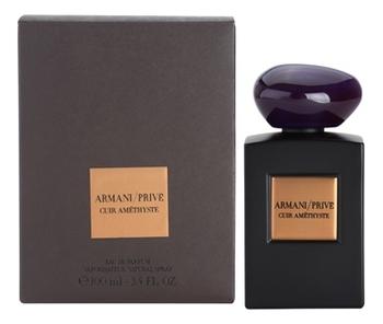 Купить Prive Cuir Amethyste: парфюмерная вода 100мл, Giorgio Armani