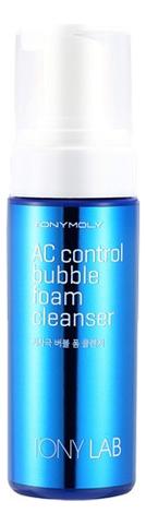 Очищающая пенка для умывания Tony Lab AC Control Bubble Foam Cleanser 150мл недорого