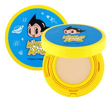 Tony Moly CC крем Luminous Goddess Aura Angel Glowring CC Cushion Mighty Atom 20г