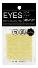 Tony Moly Скотч для создания второго века Eyelash Tape Basic