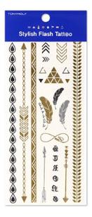 цена на Тату для тела Stylish Flash Tattoo: 01 Egyptian Night