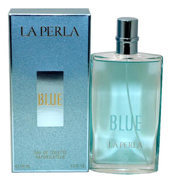 La Perla Blue: туалетная вода 100мл la perla купальный бюстгальтер