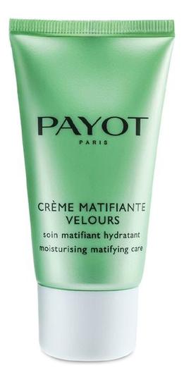 Матирующий увлажняющий крем Creme Matifiante Velours 50мл payot creme 2 cc
