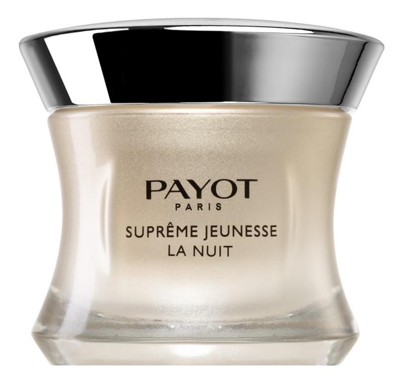 Ночной крем с омолаживающим эффектом Supreme Jeunesse Nuit 50мл payot ночной крем
