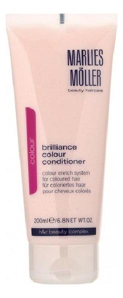 Кондиционер для окрашенных волос Colour Brilliance Conditioner 200мл ааша хербалс кондиционер для окрашенных волос 200мл