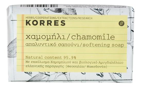 Мыло для лица с ромашкой Chamomile Softening Soap 125г недорого