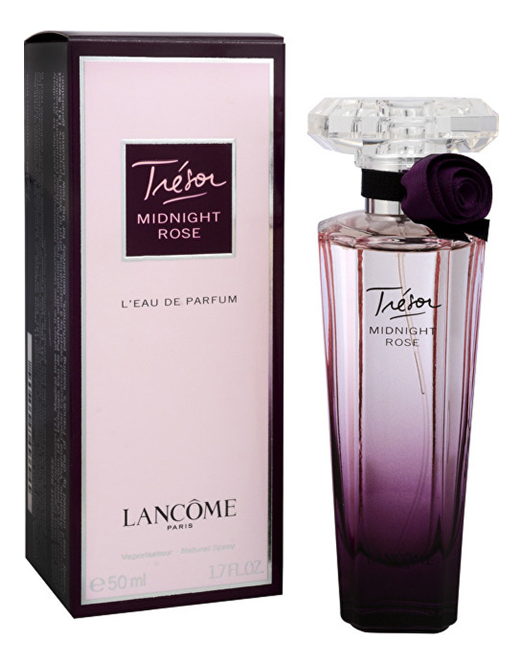 Фото - Lancome Tresor Midnight Rose: парфюмерная вода 50мл lancome tresor midnight rose edp