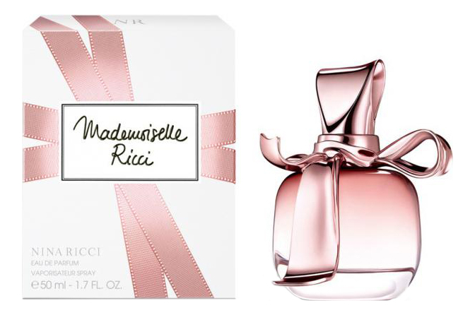 Nina Ricci Mademoiselle Ricci: парфюмерная вода 50мл nina ricci mademoiselle ricci парфюмерная вода 80мл тестер