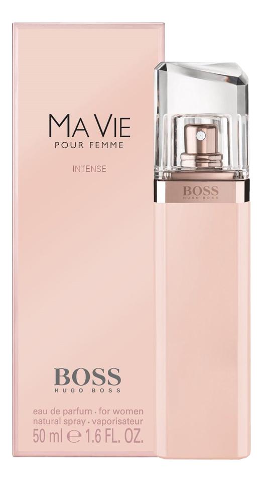 Купить Boss Ma Vie Pour Femme Intense: парфюмерная вода 50мл, Hugo Boss