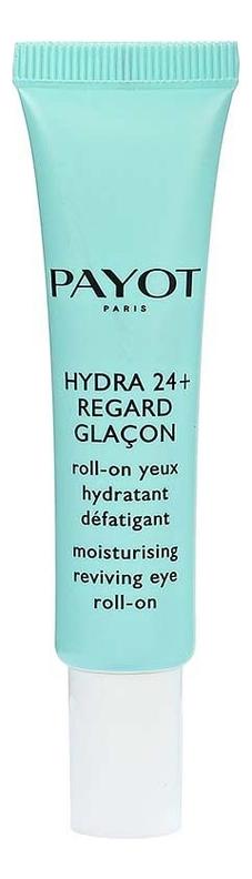 Увлажняющий гель для кожи вокруг глаз Hydra 24+ Regard Glacon 15мл недорого