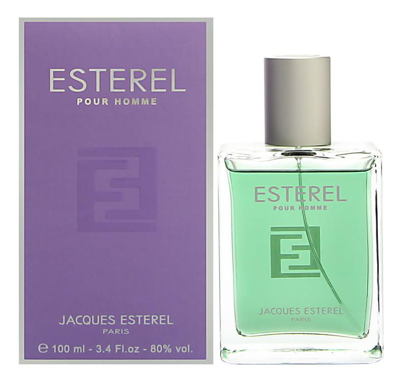 Купить Esterel Pour Homme: туалетная вода 100мл, Jacques Esterel
