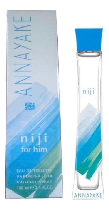 Купить Annayake Niji for Him: туалетная вода 100мл