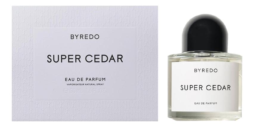 Byredo Super Cedar: парфюмерная вода 50мл