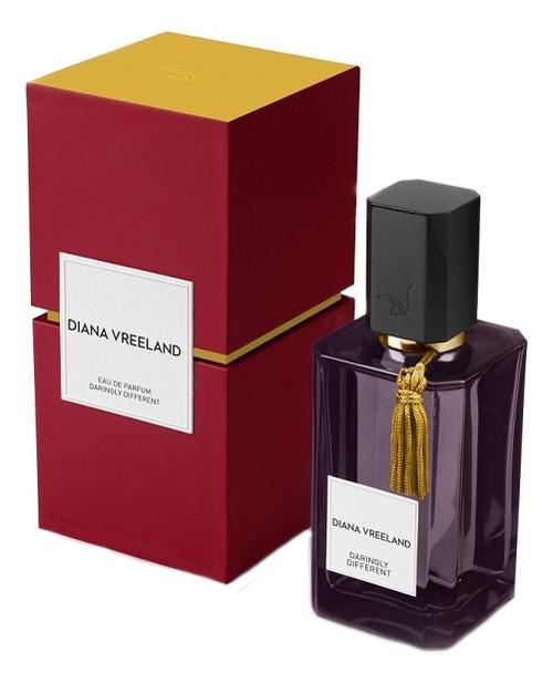 Diana Vreeland Daringly Different : парфюмерная вода 100мл diana vreeland simply divine туалетные духи 50 мл