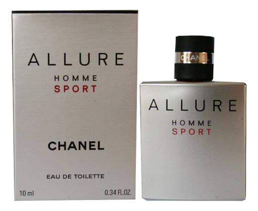 Allure Homme Sport: туалетная вода 10мл недорого