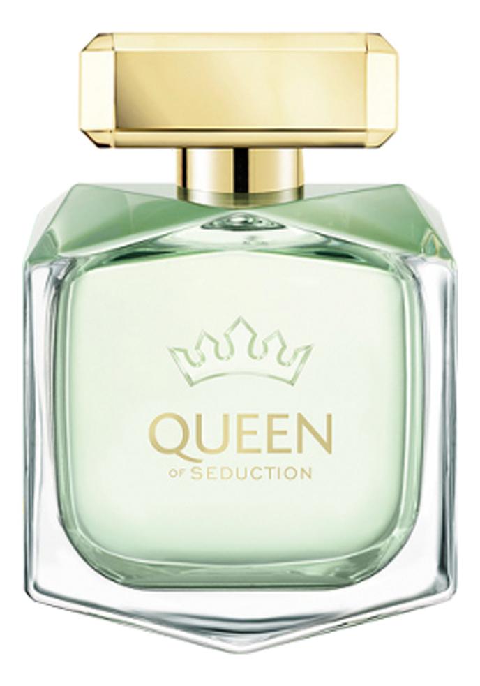 Antonio Banderas Queen Of Seduction: туалетная вода 80мл тестер туалетная вода antonio banderas queen of seduction women edt 50 мл женская