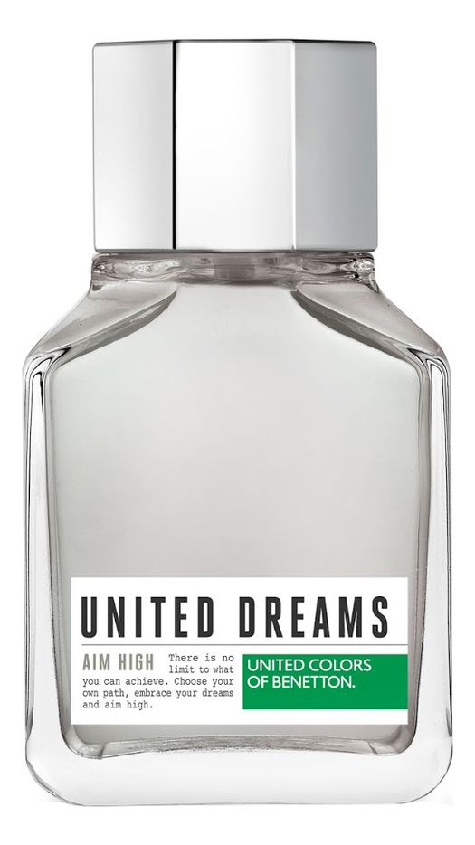 Benetton United Dreams Men Aim High: туалетная вода 100мл тестер