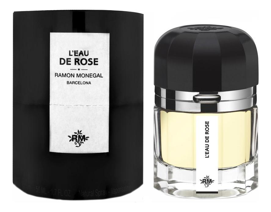 Купить L'Eau De Rose: парфюмерная вода 50мл, Ramon Monegal