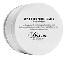 Baxter of California Крем для бритья Super Close Shave Formula 240мл