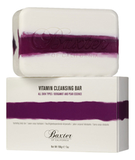 Baxter of California Мыло Vitamin Cleansing Bar Bergamot and Pear Essence (бергамот и груша) 198г