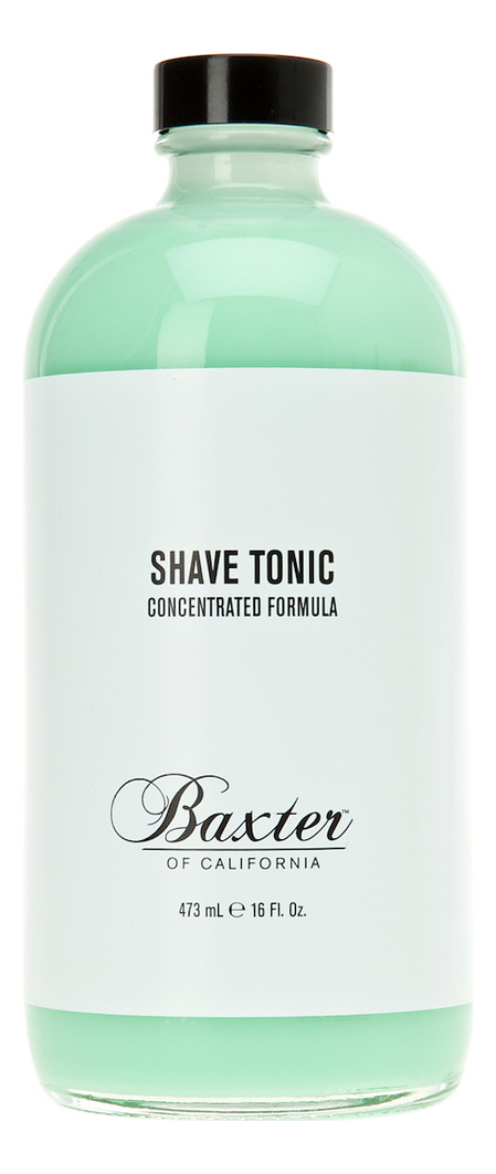Фото - Тоник для лица Shave Tonic Hot Towel Solution: Тоник 473мл антивозрастной крем для лица baxter of california super shape 50 мл