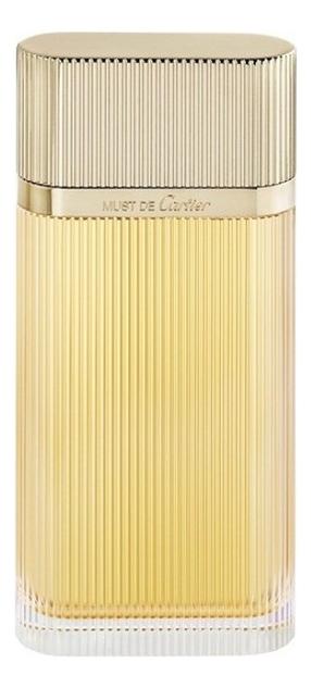 цена Cartier Must de Cartier Gold: парфюмерная вода 100мл тестер онлайн в 2017 году