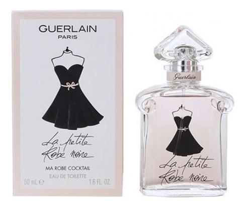 Guerlain La Petite Robe Noire Ma Cocktail: туалетная вода 50мл