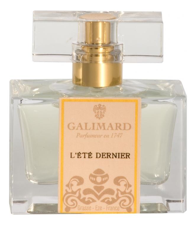 Купить L'Ete Dernier: духи 30мл, Galimard